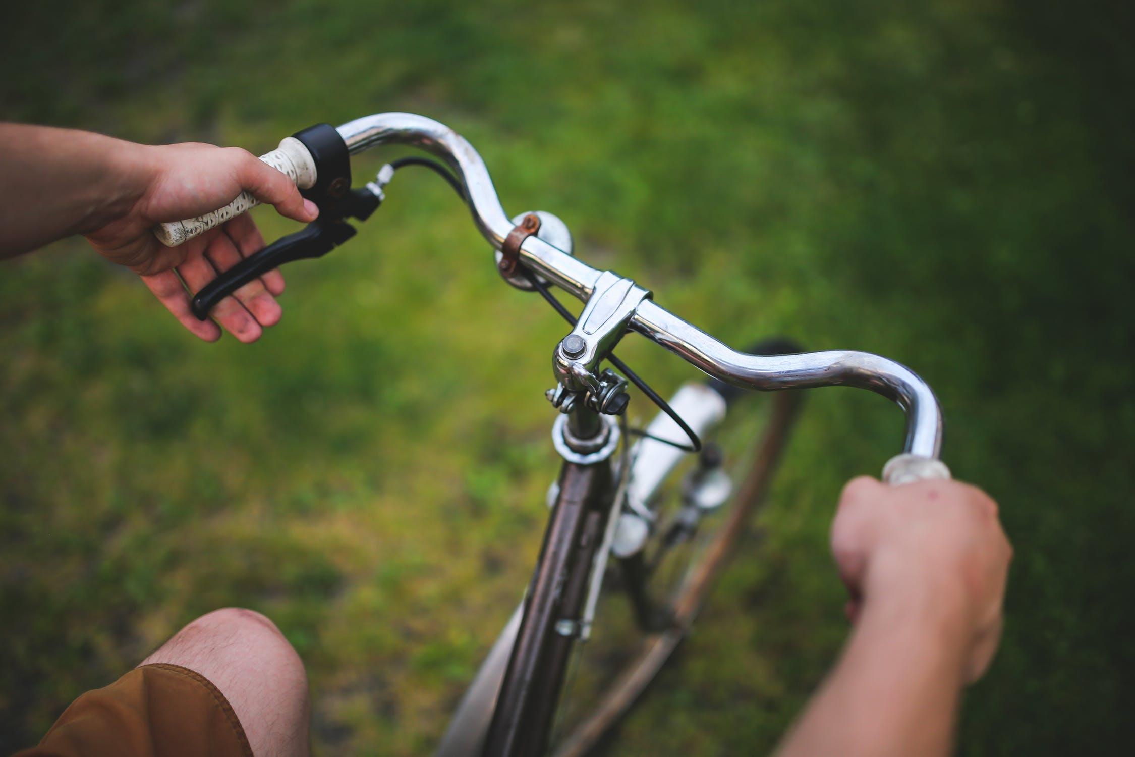 交換 自転車 ブレーキ レバー